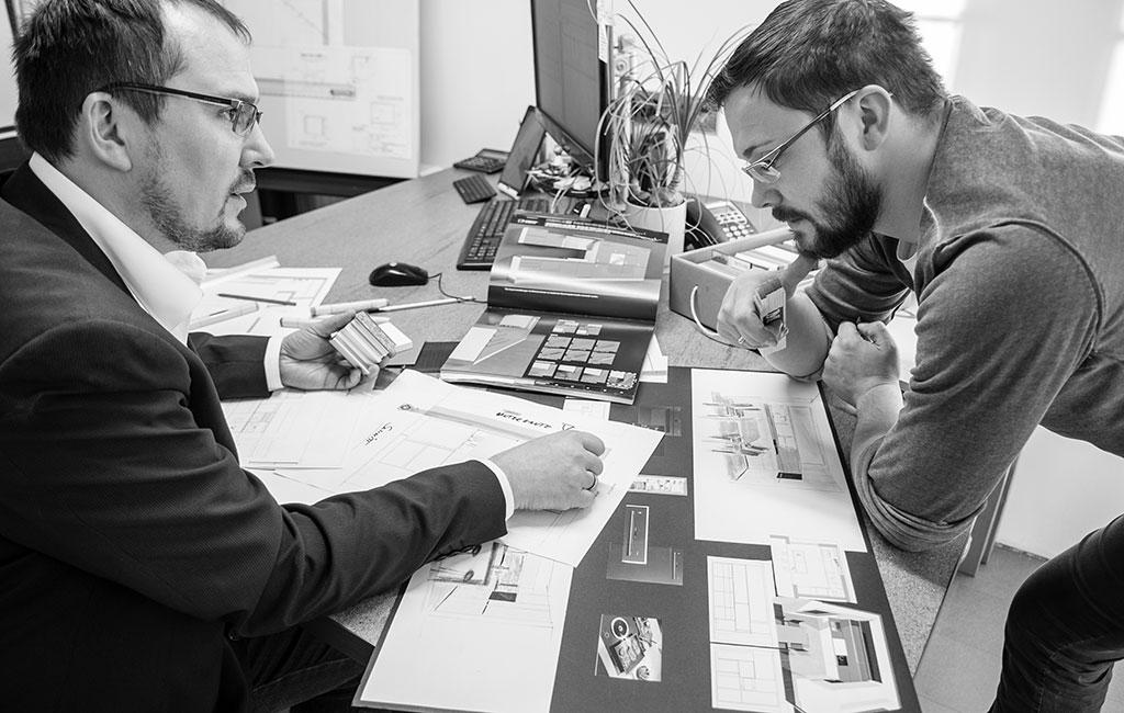 Küchenplanung | Mirko und Steffen Hunger | Manufaktur Hunger