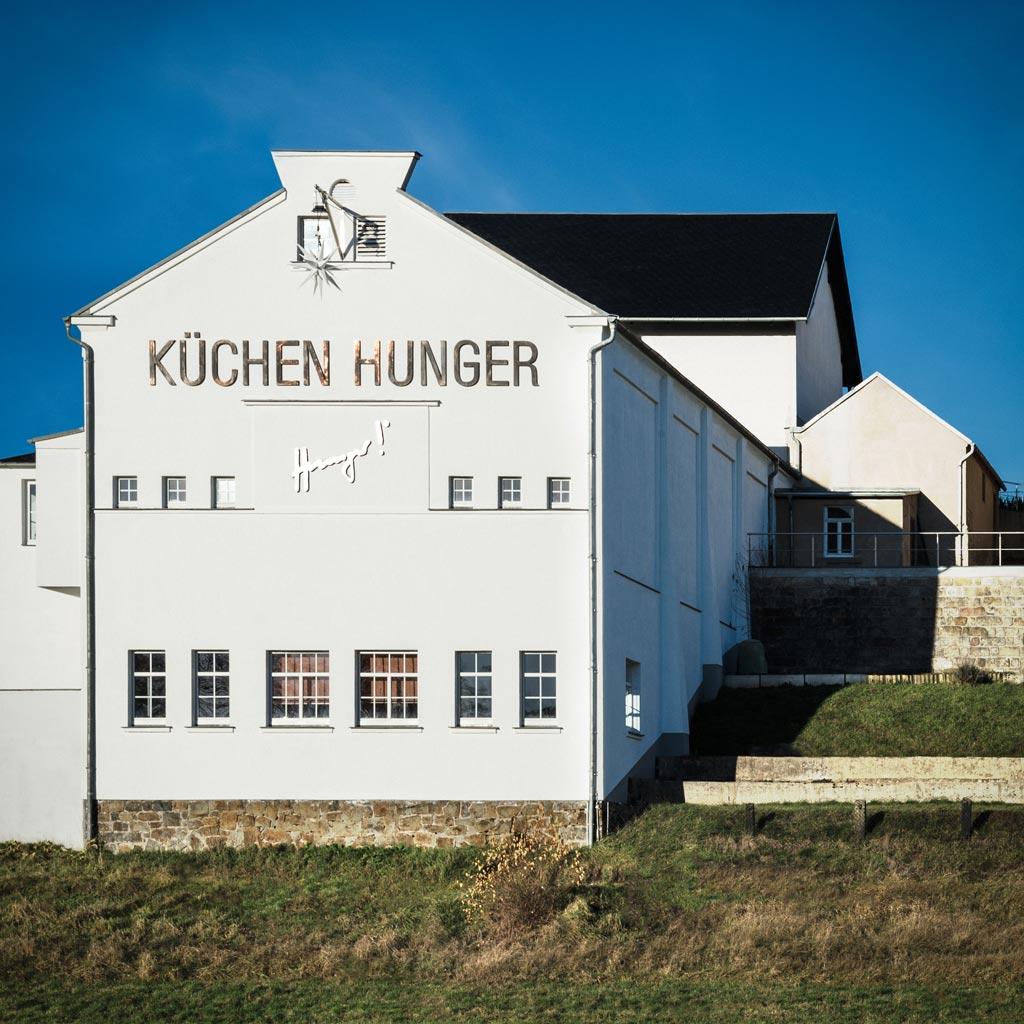 Stammhaus der Manufaktur Hunger im ehemaligen Kino in Ottendorf-Okrilla