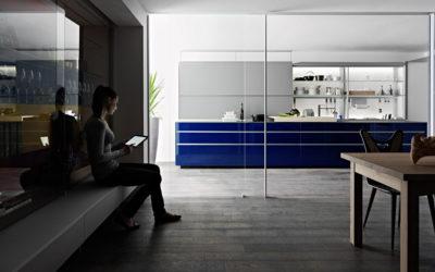 Die Küche als Schaltzentrale